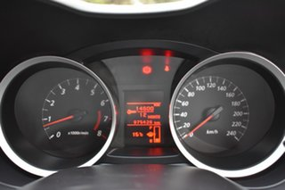 2012 Mitsubishi Lancer CJ MY12 ES Black 5 Speed Manual Sedan