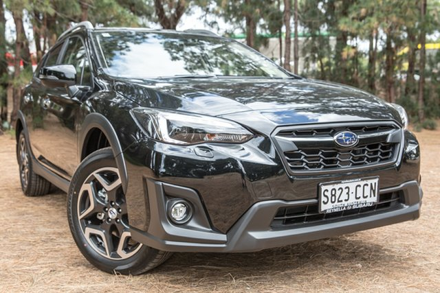 Demo Subaru XV G5X MY19 2.0i-S Lineartronic AWD, 2019 Subaru XV G5X MY19 2.0i-S Lineartronic AWD Crystal Black 7 Speed Constant Variable Wagon