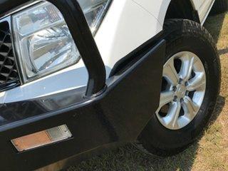 2014 Nissan Navara D40 S8 RX 4x2 White 5 Speed Automatic Utility