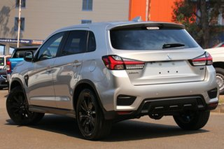2020 Mitsubishi ASX XD MY21 MR 2WD Sterling Silver 1 Speed Constant Variable Wagon.