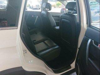 2011 Holden Captiva CG Series II 7 LX (4x4) White 6 Speed Automatic Wagon