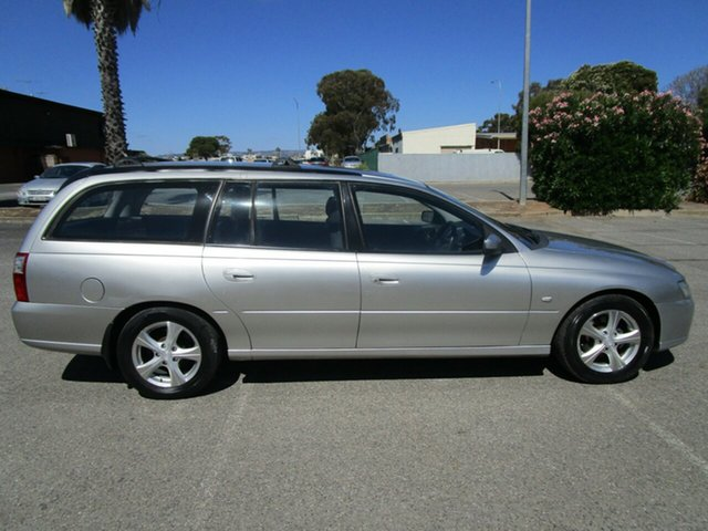 Used Holden Commodore VZ MY06 Upgrade Executive, 2007 Holden Commodore VZ MY06 Upgrade Executive 4 Speed Automatic Wagon