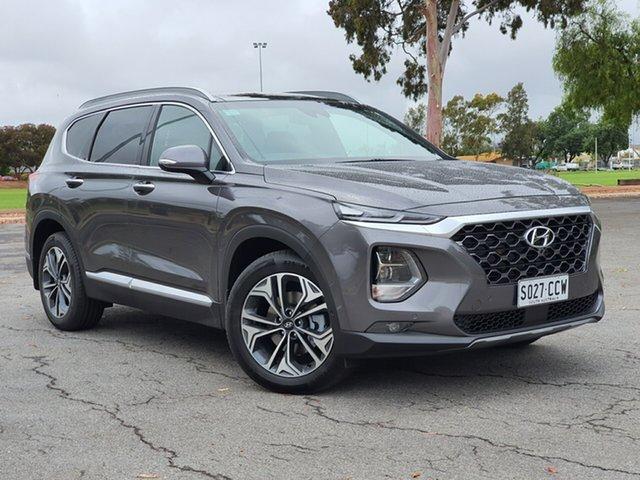 Demo Hyundai Santa Fe TM.2 MY20 Highlander, 2019 Hyundai Santa Fe TM.2 MY20 Highlander Magnetic Force 8 Speed Sports Automatic Wagon