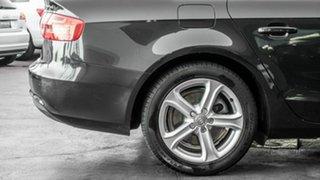 2012 Audi A4 B8 8K MY13 Multitronic Black 8 Speed Constant Variable Sedan