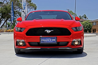 2016 Ford Mustang FM Fastback SelectShift Red 6 Speed Sports Automatic Fastback.