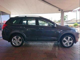 2014 Holden Captiva CG MY15 7 LTZ (AWD) Grey 6 Speed Automatic Wagon.