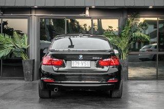 2012 BMW 320d F30 MY0812 320d Black 8 Speed Sports Automatic Sedan