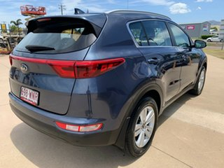 2016 Kia Sportage QL MY16 Si 2WD Blue 6 Speed Sports Automatic Wagon.