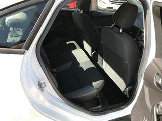 2012 Ford Focus LW MkII Trend PwrShift White 6 Speed Sports Automatic Dual Clutch Sedan
