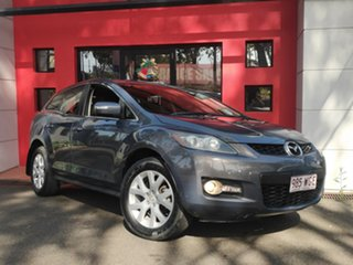 2007 Mazda CX-7 ER1031 MY07 Grey 6 Speed Sports Automatic Wagon