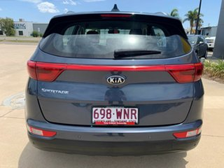 2016 Kia Sportage QL MY16 Si 2WD Blue 6 Speed Sports Automatic Wagon
