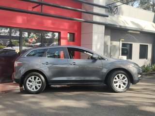 2007 Mazda CX-7 ER1031 MY07 Grey 6 Speed Sports Automatic Wagon.