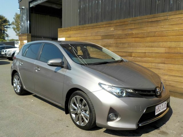 Used Toyota Corolla ZRE182R Levin S-CVT SX, 2013 Toyota Corolla ZRE182R Levin S-CVT SX Bronze 7 Speed Constant Variable Hatchback