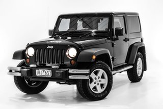 2013 Jeep Wrangler JK MY2014 Sport Black 5 Speed Automatic Softtop.
