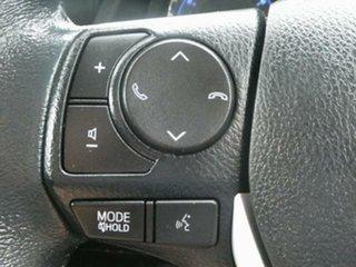 2017 Toyota Corolla ZRE172R MY17 SX Silver Ash 7 Speed CVT Auto Sequential Sedan