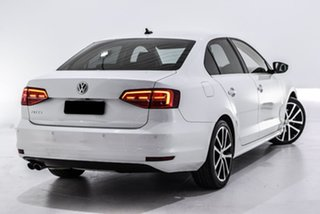 2015 Volkswagen Jetta 1B MY15 155TSI DSG Highline Sport White 6 Speed Sports Automatic Dual Clutch.