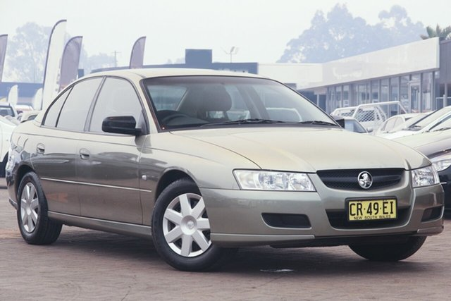 Used Holden Commodore VZ Executive, 2005 Holden Commodore VZ Executive Beige 4 Speed Automatic Sedan