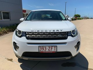2016 Land Rover Discovery Sport L550 17MY TD4 150 SE White 9 Speed Sports Automatic Wagon