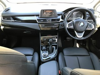 2014 BMW 2 Series F45 220i Active Tourer Steptronic Sport Line White 8 Speed Automatic Hatchback