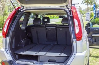 2012 Nissan X-Trail T31 Series IV TI Silver 1 Speed Constant Variable Wagon