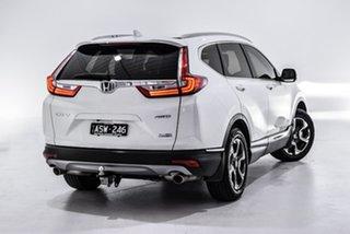 2018 Honda CR-V RW MY18 VTi-LX 4WD White 1 Speed Constant Variable Wagon.