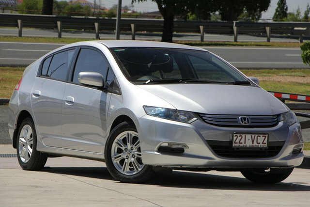 Used Honda Insight ZE VTi, 2011 Honda Insight ZE VTi Silver 1 Speed Constant Variable Hatchback Hybrid