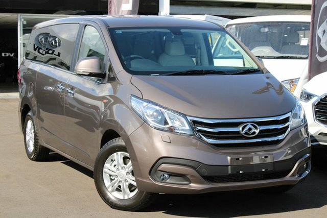 New LDV G10 SV7A , 2019 LDV G10 SV7A Bronze 6 Speed Sports Automatic Wagon