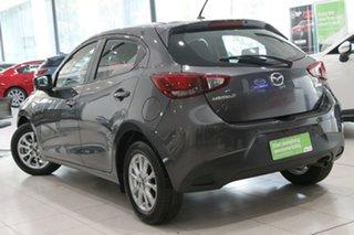 2019 Mazda 2 DJ2HAA Maxx SKYACTIV-Drive Machine Grey 6 Speed Sports Automatic Hatchback.