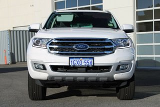 2019 Ford Everest UA II 2019.75MY Trend 4WD Arctic White 10 Speed Sports Automatic Wagon.