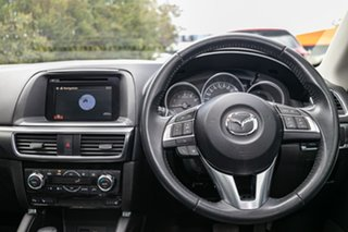 2015 Mazda CX-5 KE1032 Grand Touring SKYACTIV-Drive AWD Silver 6 Speed Sports Automatic Wagon