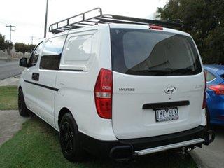2013 Hyundai iLOAD TQ2-V MY13 White 5 Speed Automatic Van