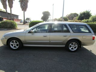 2002 Ford Falcon AUIII Forte 4 Speed Automatic Wagon.