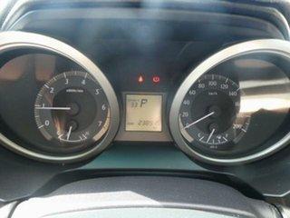 2011 Toyota Landcruiser Prado GRJ150R GXL (4x4) Glacier White 5 Speed Sequential Auto Wagon