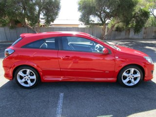 2009 Holden Astra AH MY09 SRi 4 Speed Automatic Coupe.