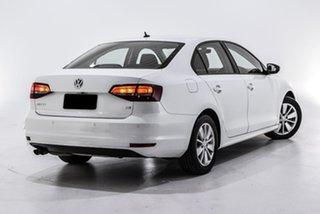 2017 Volkswagen Jetta 1B MY17 118TSI DSG Trendline White 7 Speed Sports Automatic Dual Clutch Sedan.