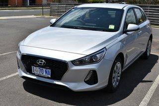2019 Hyundai i30 PD MY19 Go Platinum Silver 6 Speed Sports Automatic Hatchback.
