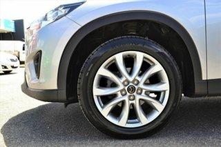 2013 Mazda CX-5 MY13 Upgrade Akera (4x4) Silver 6 Speed Automatic Wagon