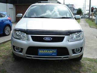 2009 Ford Territory SY MkII Ghia AWD Lightning Strike 6 Speed Sports Automatic Wagon.