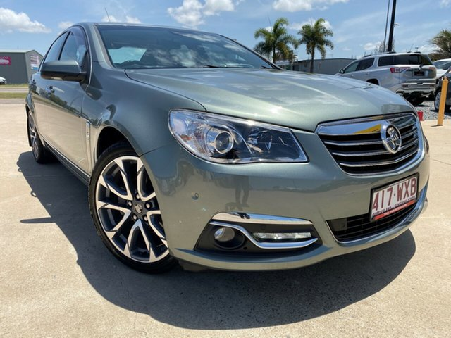 Used Holden Calais VF II MY16 V, 2016 Holden Calais VF II MY16 V Grey 6 Speed Sports Automatic Sedan