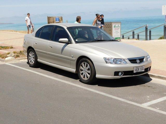 Used Holden Commodore VY II Acclaim Morphett Vale, 2004 Holden Commodore VY II Acclaim Bronze 4 Speed Automatic Sedan