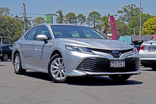 2018 Toyota Camry AXVH71R Ascent Silver 6 Speed Constant Variable Sedan Hybrid.