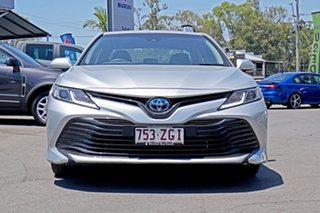 2018 Toyota Camry AXVH71R Ascent Silver 6 Speed Constant Variable Sedan Hybrid