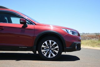 2017 Subaru Outback MY17 2.5i AWD Venetian Red Continuous Variable Wagon