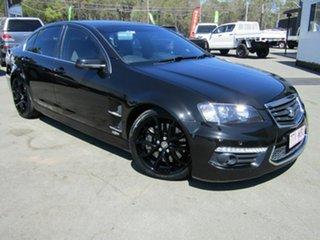 2011 Holden Special Vehicles Senator E3 Signature Black 6 Speed Auto Active Sequential Sedan.