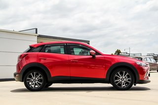 2015 Mazda CX-3 DK2W7A sTouring SKYACTIV-Drive Soul Red 6 Speed Sports Automatic Wagon