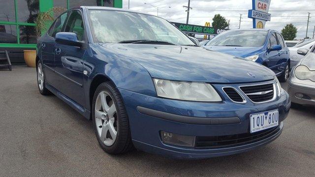 Used Saab 9-3 440 MY2005 Vector Sport, 2005 Saab 9-3 440 MY2005 Vector Sport Blue 5 Speed Sports Automatic Sedan