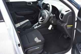 2019 Hyundai Venue QX MY20 Go Polar White 6 Speed Automatic Wagon
