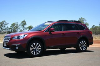 2017 Subaru Outback MY17 2.5i AWD Venetian Red Continuous Variable Wagon.