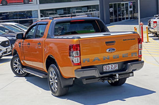 2018 Ford Ranger PX MkIII 2019.00MY Wildtrak Pick-up Double Cab Saber 6 Speed Sports Automatic.