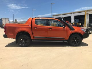 2015 Holden Colorado RG MY16 Z71 Crew Cab Gold 6 Speed Sports Automatic Utility.